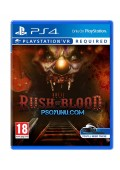 Until Dawn Rush Of Blood Ps4 VR Oyun