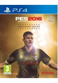 Pro Evolution Soccer 2016 20th Anniversary Edition PS4 Oyun