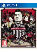 Sleeping Dogs: Definitive Edition Ps4 Oyun