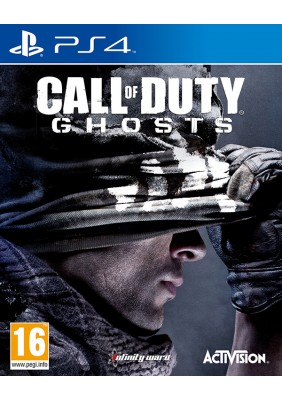 Call of Duty: Ghosts PS4 oyun