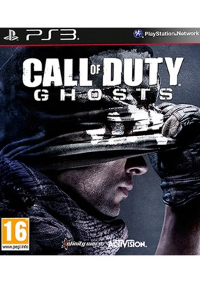 Call of Duty: Ghosts PS3 oyun