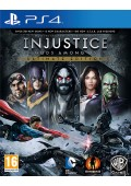 Injustice: Gods Among US PS4 oyun