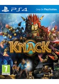 Knack PS4 Turkce oyun