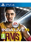 NBA Live 14 PS4 oyun