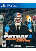 Payday 2 Crimewave Edition Ps4 Oyun