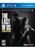 The Last Of Us Remastered Türkçe Altyazılı PS4 Oyun