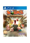 Worms Battleground Ps4 Oyun