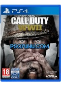 Call Of Duty Wold Of War 2 ww2 Ps4 Oyun